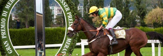 Reveley claims Merano crown